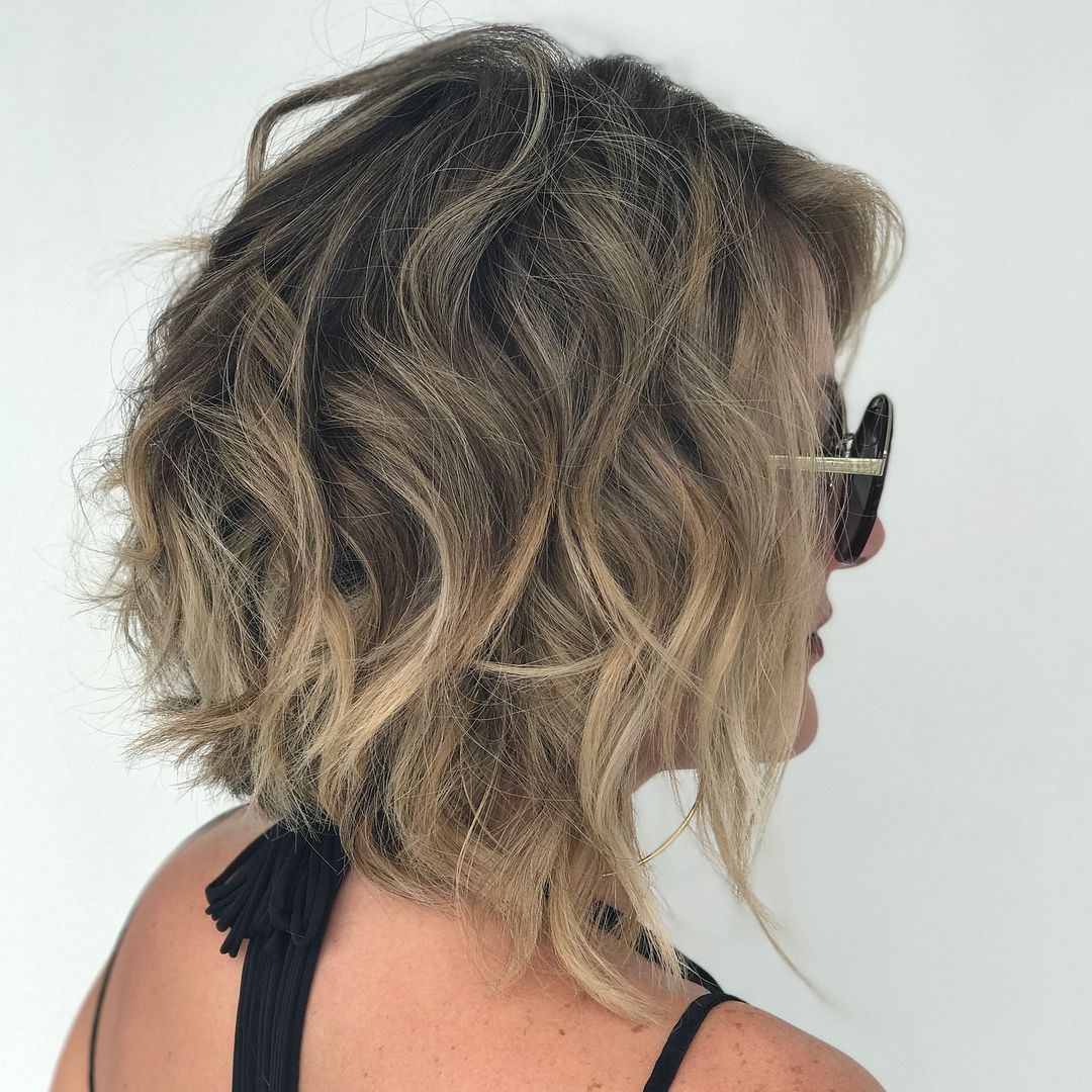 latest short hairstyle for women over short haircuts for