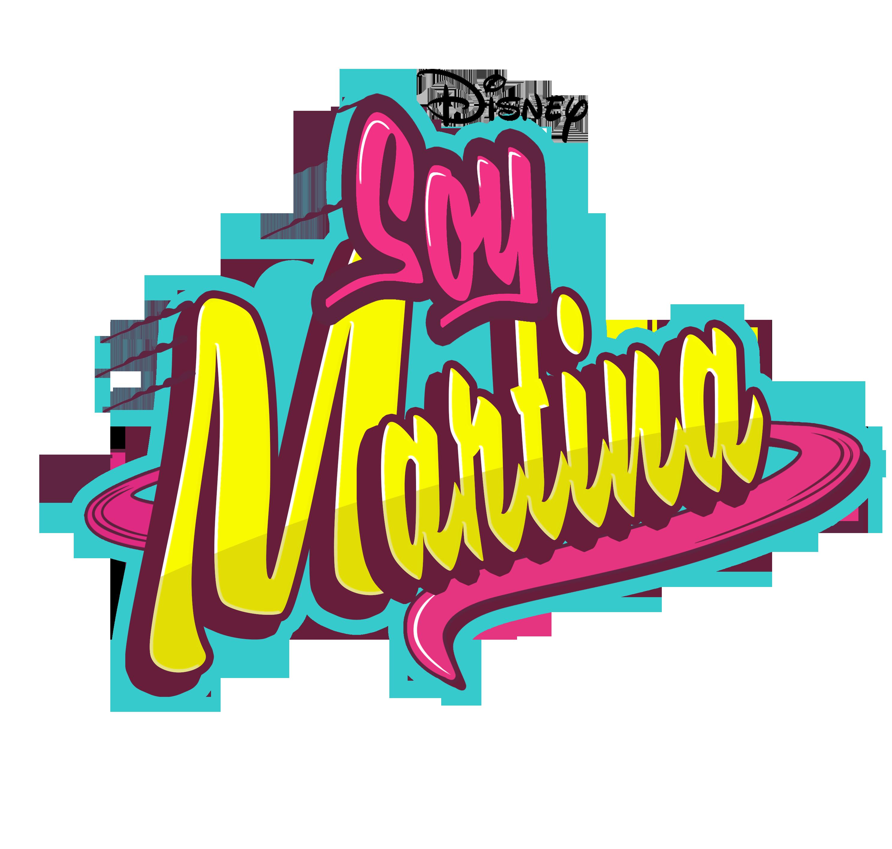 Resultado De Imagen Para Logo Soy Martina Sou Luna Personalizado Disney Pixar