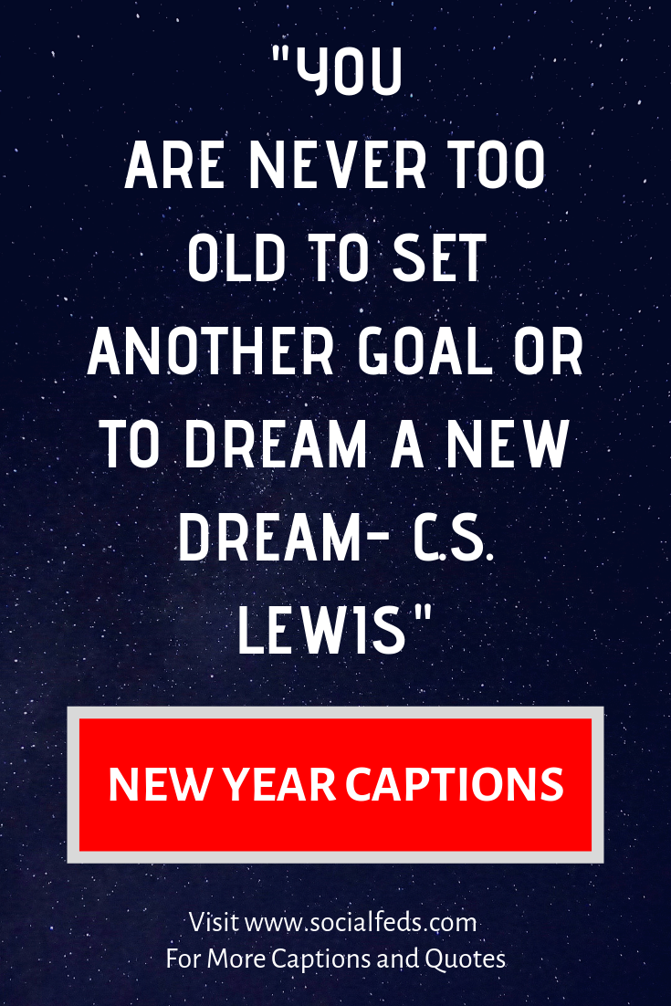 instagram captions for new year new year captions deep captions