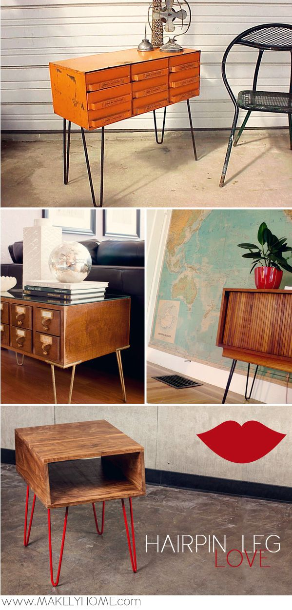 Create Custom Pieces of Furniture with Easy to Install