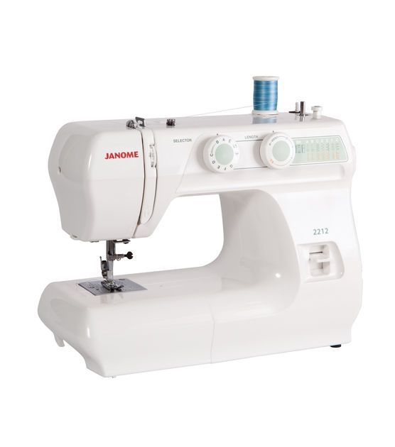 Janome 2212 Sewing Machine 149 This One Seems To Be More Like