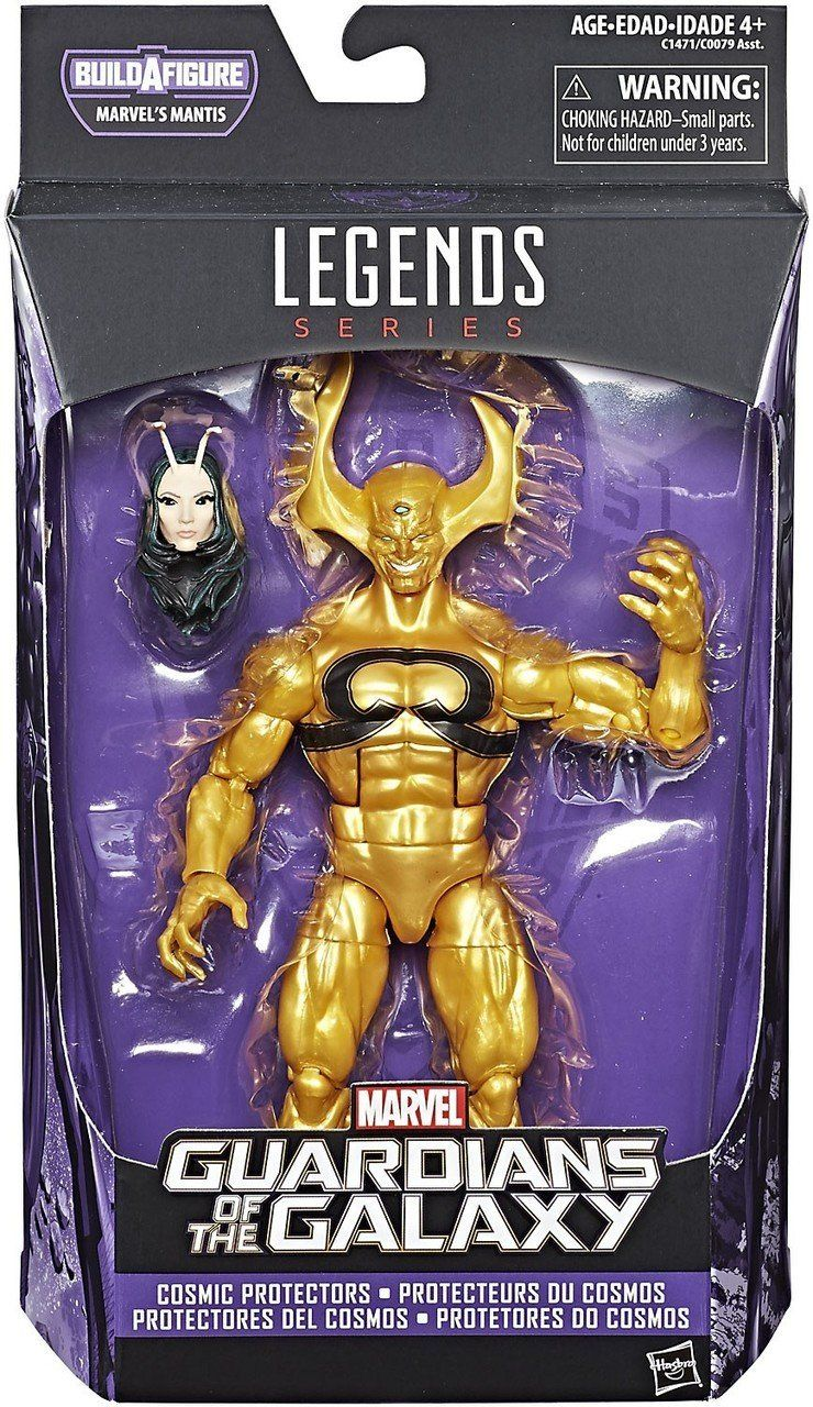 Merveilles Mantis LEGENDS SERIES Marvel Guardians of the Galaxy Vol.2 Rocket Racoon