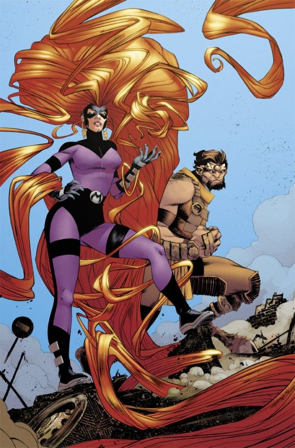 Gorgon Was A Member Of The Royal Family Of The Inhumans Sent By Their One Time Leader Maximus To Find And Return Comic Art Community Comics Marvel Inhumans
