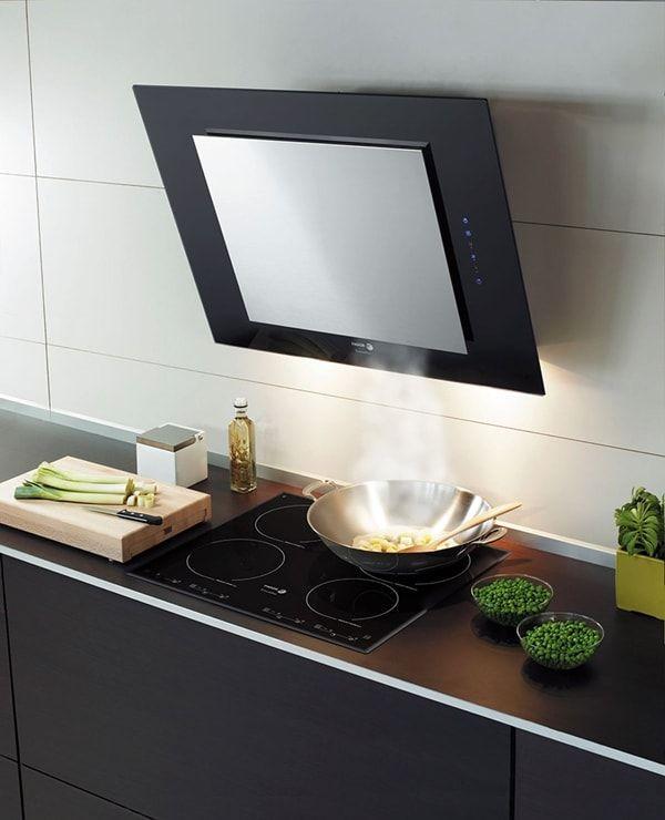 Campanas de cocina modernas | electrodomésticos cámaras y ...