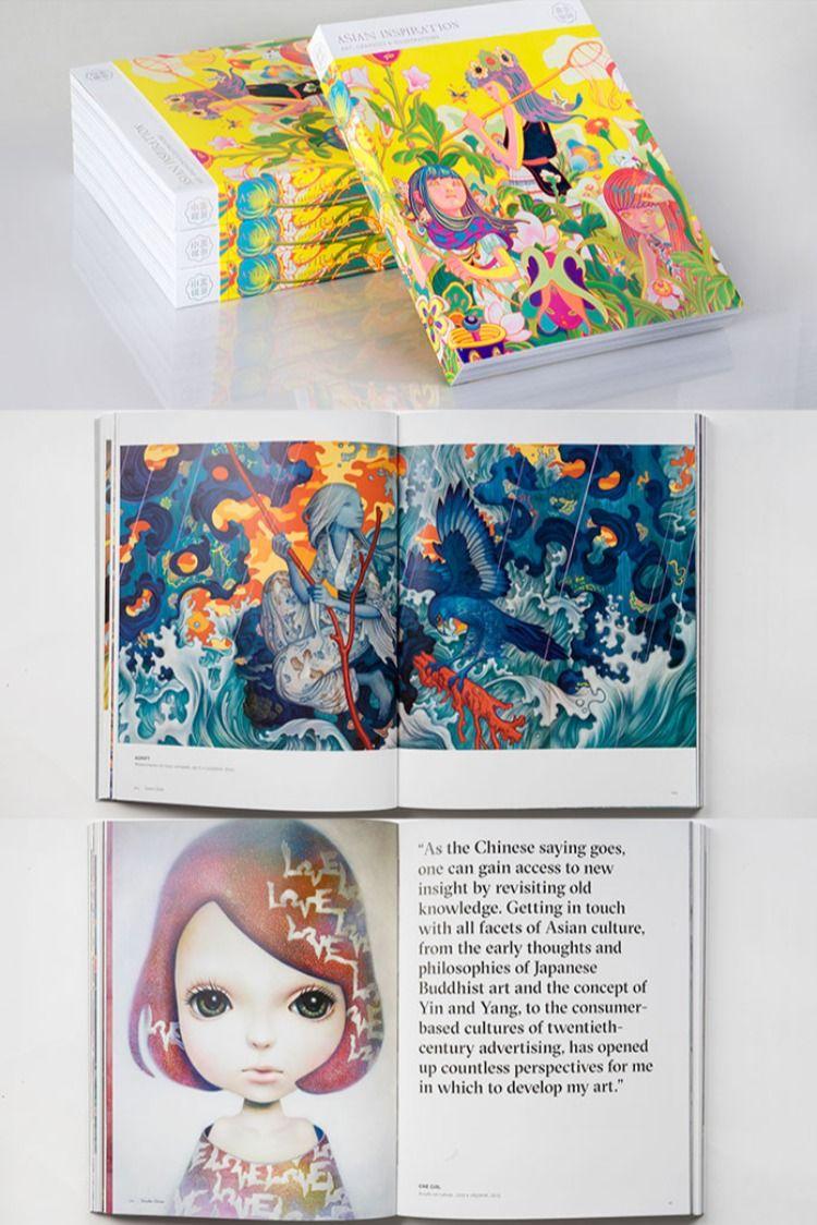 Asian Inspiration Art, Graphics & Illustrations, a