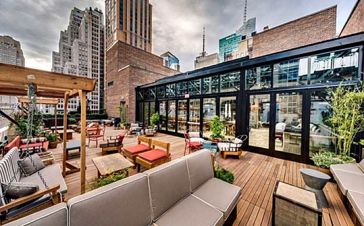 New York City S Finest Rooftops Popfeeder Rooftop Lounge Nyc Rooftop Rooftop Bar