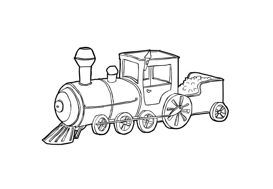 Free Printable Train Coloring Pages For Kids Train Coloring Pages Coloring Pages Coloring Pages For Kids