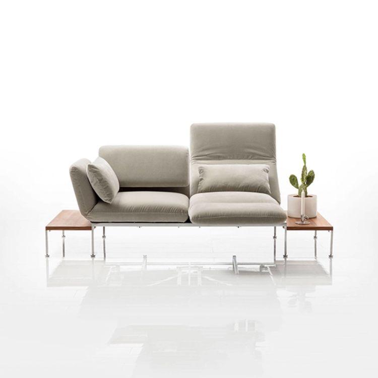 Das Design Sofa Roro Von Bruhl Das Vielseitige Modell Lasst Sie