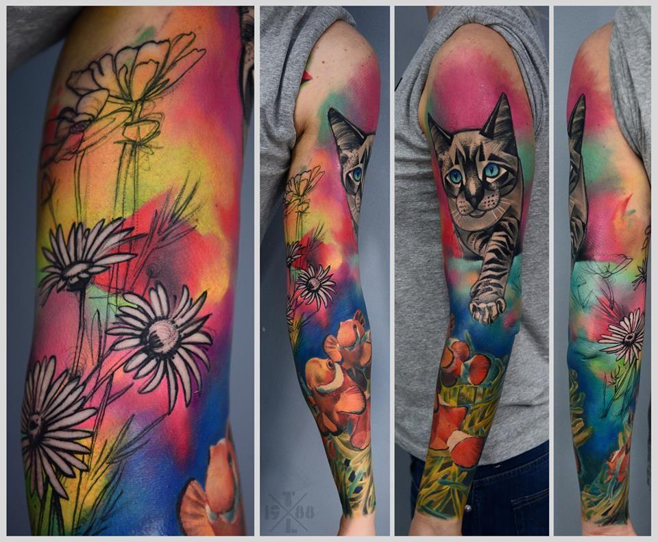 Redberry Tattoo Studio Wrocław Tattoo Inked Ink Wroclaw