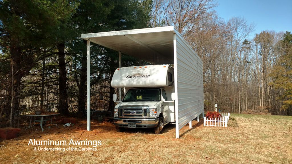 RV / Camper Awnings Aluminum Awnings & Underdecking of