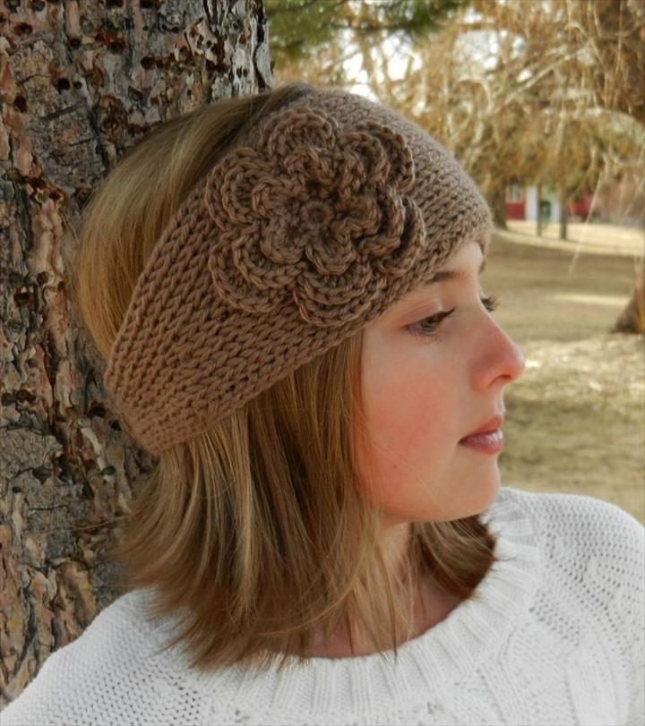 32 Crochet Headband Design & Ideas