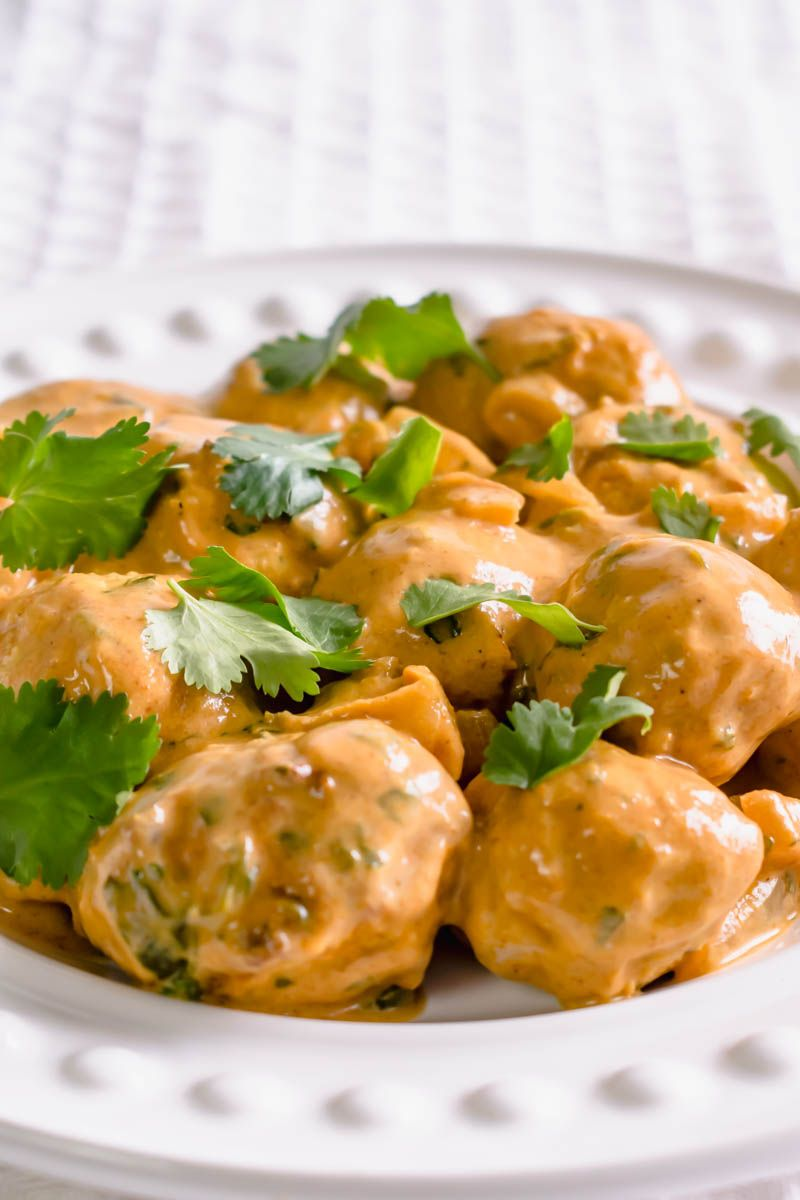 A fresh, lean kofta curry recipe made using Turkey mince ...