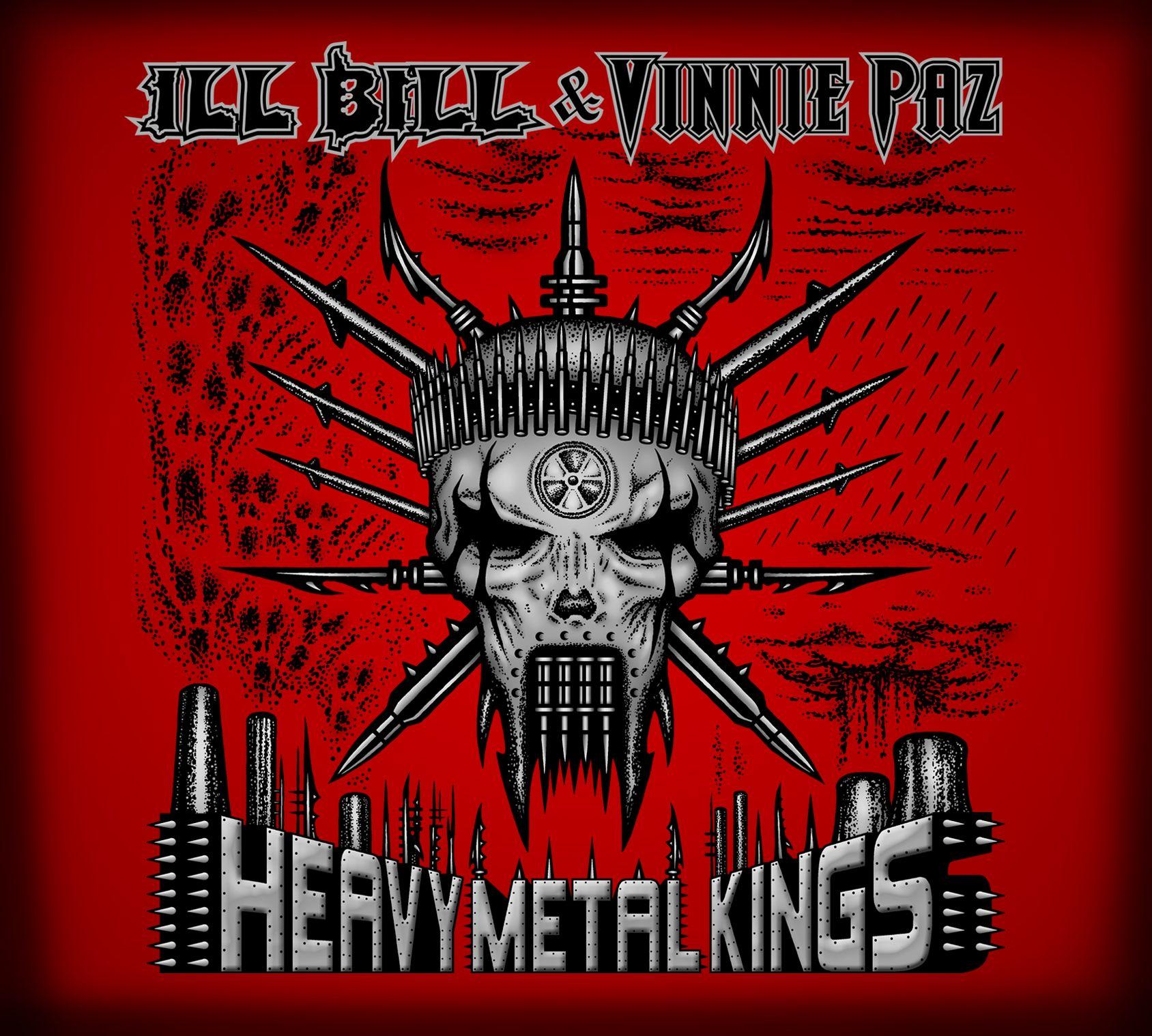 Heavy Metal Kings Vinnie Paz Heavy Metal King Diamond