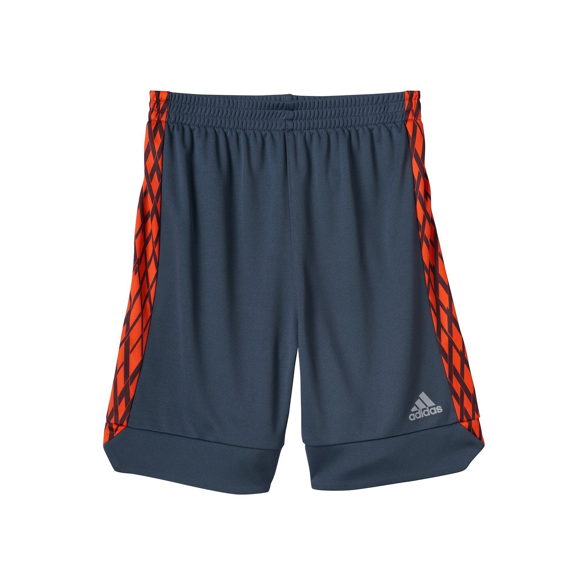 Boys 4-7x adidas Climalite Net Print Athletic Shorts