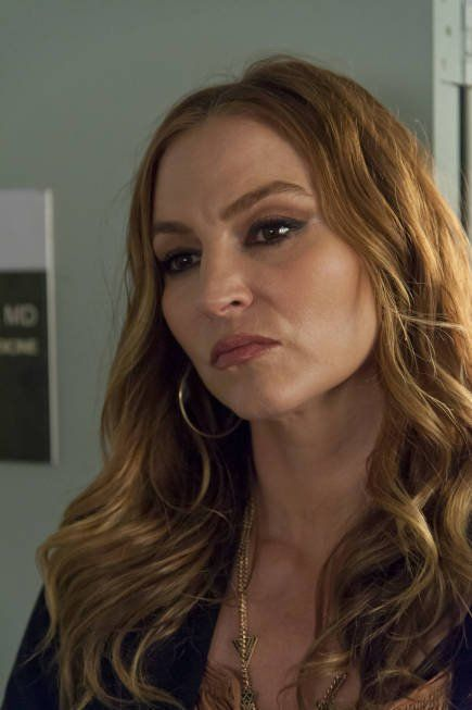 Drea de Matteo as Wendy, the birth mother of Abel