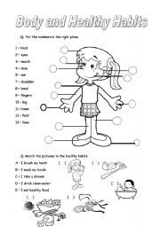 Worksheet 2nd Grade Health Worksheets 1000 images about proyectos que debo intentar on pinterest worksheets am or pm and geometry worksheets