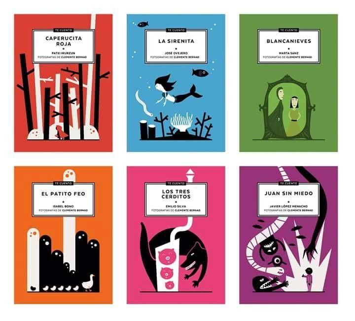 Te cuento - alkibla Una colección de cuentos tradicionales adaptados a la realidad actual, con fotografías de repotaje social de clemente.format.com
