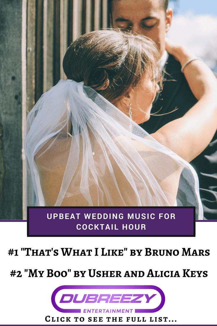 30 Upbeat Wedding Music Suggestions Wedding music