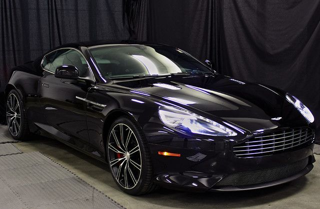 How Would You Like To Take A Spin In This Aston Martin Db9 During