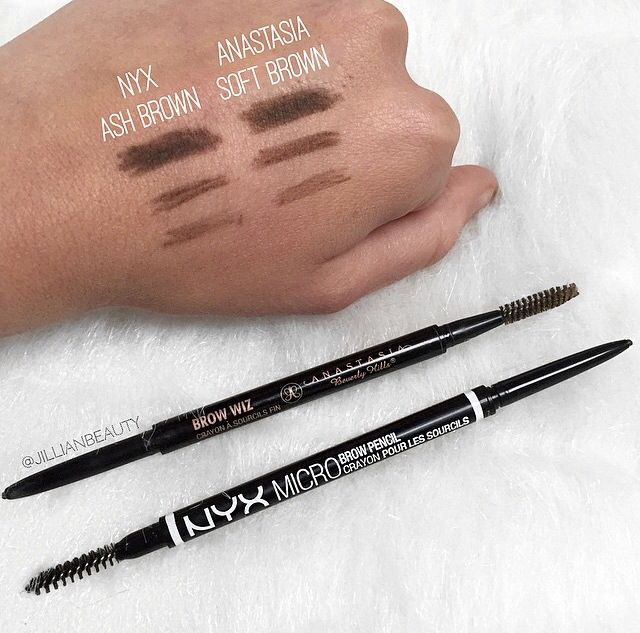 Brow wiz ebony dupe