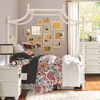 teen bedrooms!