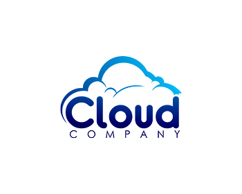 Company With Cloud Logo By Dr Derik Rath Md Cloud Company Clouds Company Logo Design