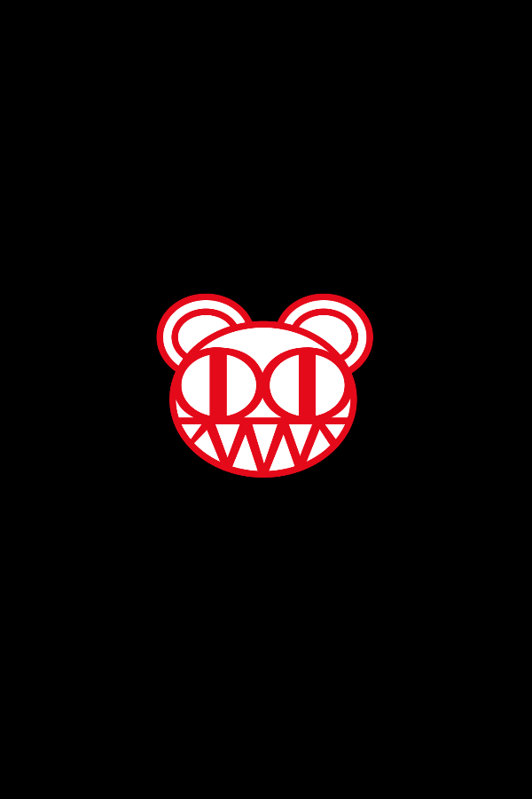 Wallpaper HD Logo Radiohead #Wallpaper #Radiohead #Logo # ...