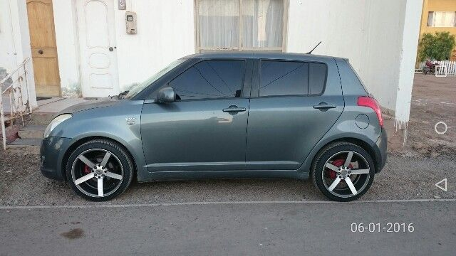 suzuki swift 2008 tuning suzuki swift tuning pinterest. Black Bedroom Furniture Sets. Home Design Ideas