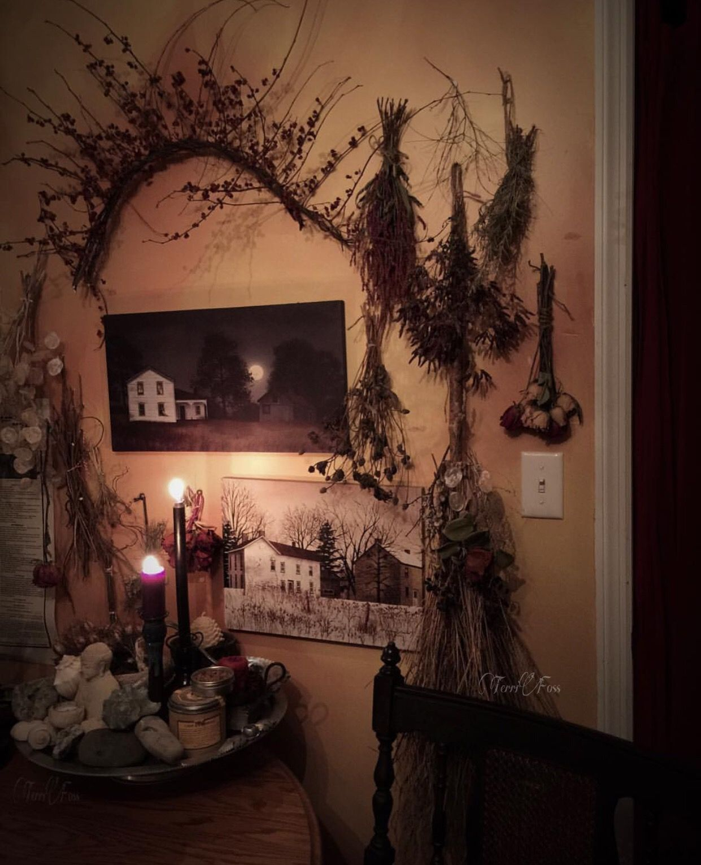 Pagan Home Decor: Pin By Terri Foss On Artist Terri Ann Foss In 2019