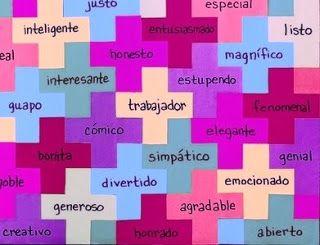 Aprenda Espanhol: Los adjetivos calificativos en español