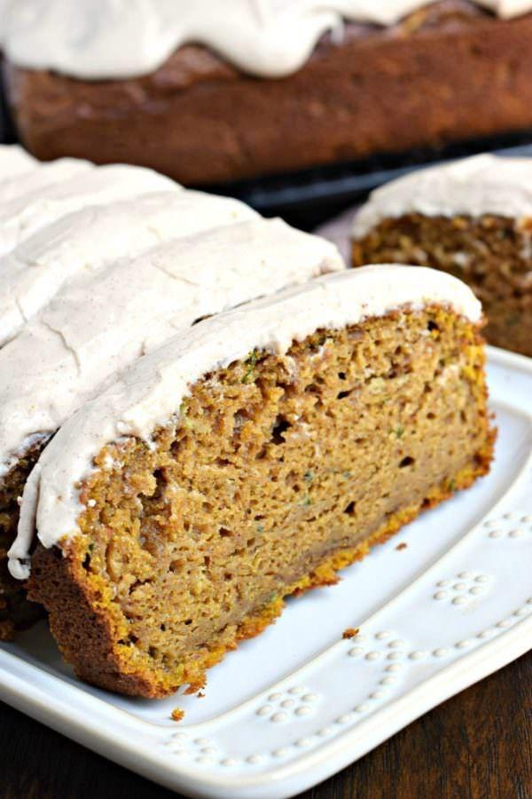Pumpkin Zucchini Bread Is An Incredibly Moist Flavorful