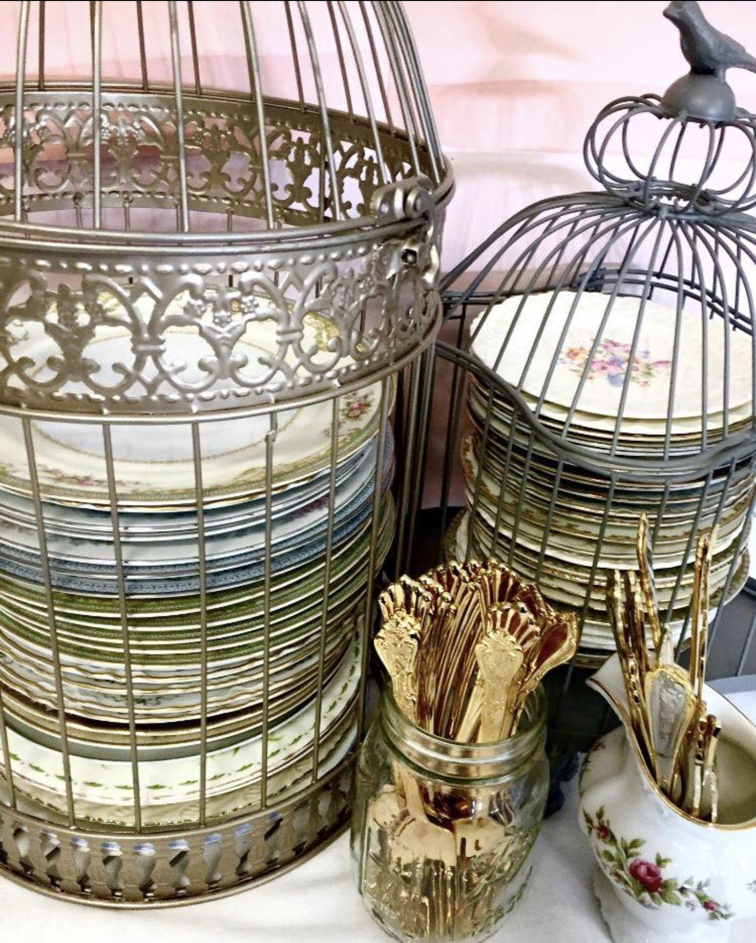Birdcage wedding ideas wedding ideas vintage wedding