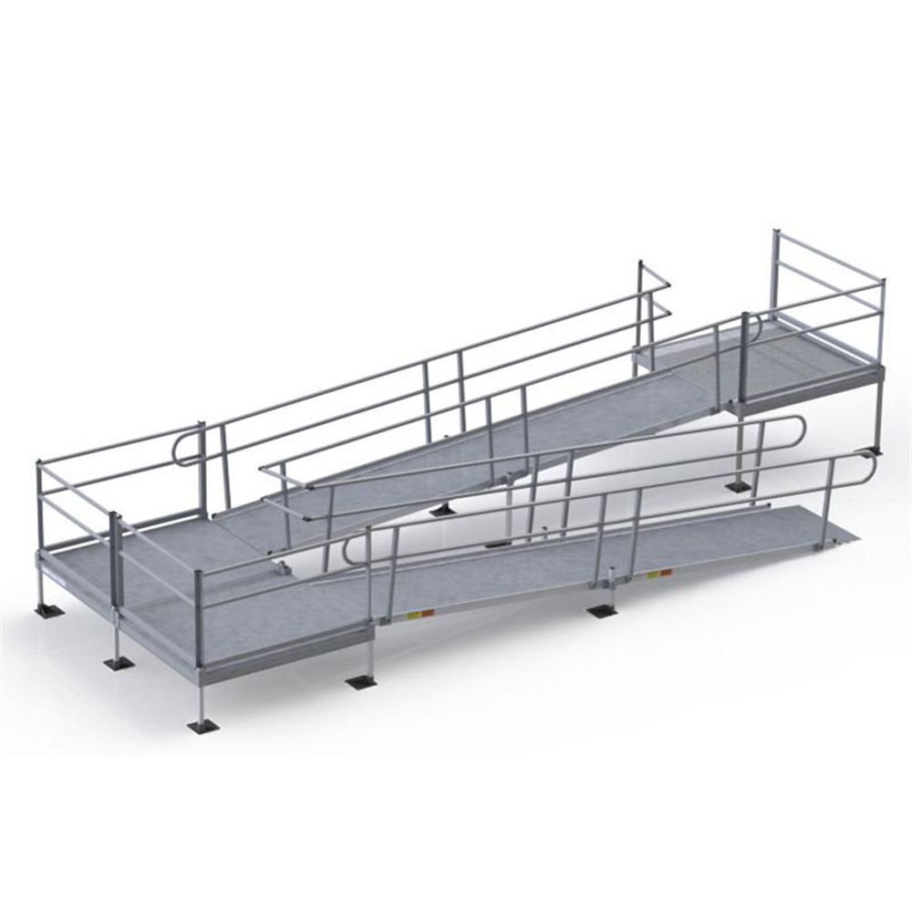 Get the guaranteed lowest price on ez access pathway for Prefab wheelchair ramp