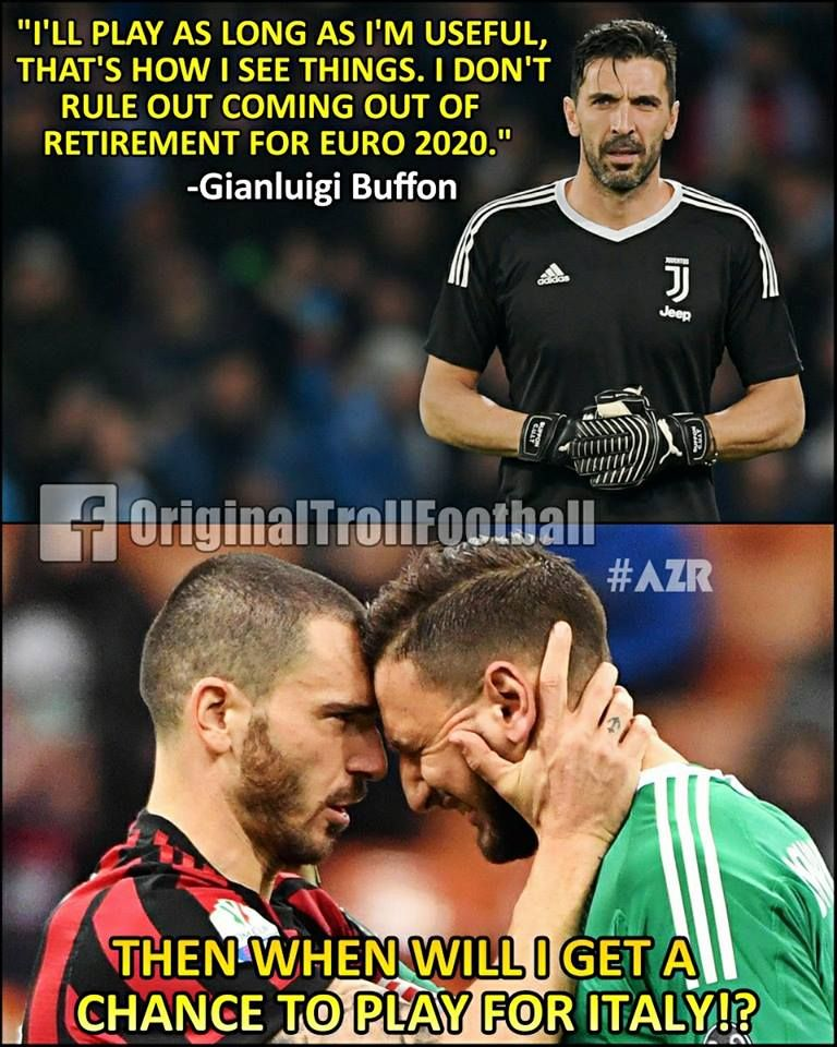 Donnarumma Be Like Xd With Images Football Jokes Soccer
