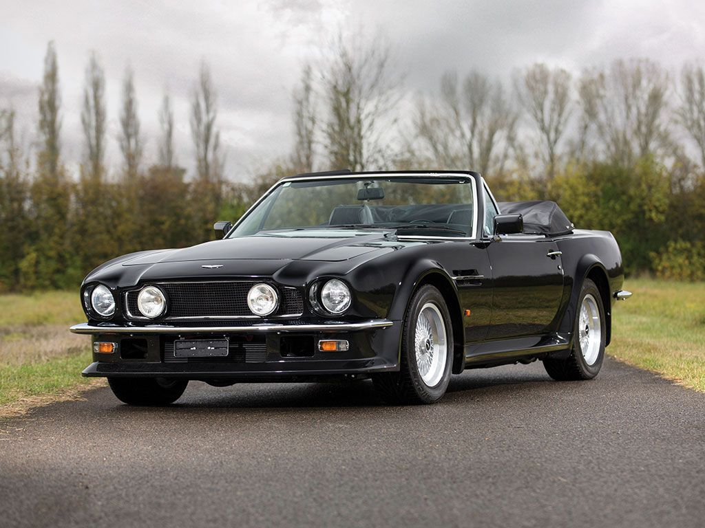 1989 Aston Martin V8 Vantage Volante Arizona 2017 Rm Sotheby S Aston Martin V8 Aston Martin Vulcan Aston Martin Cars