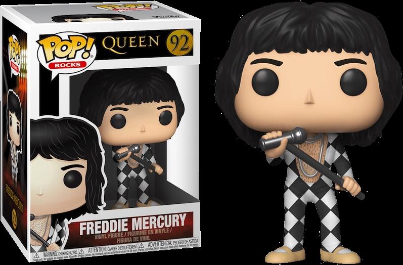 Stylized Vinyl Figure 95 Funko POP John Deacon Queen