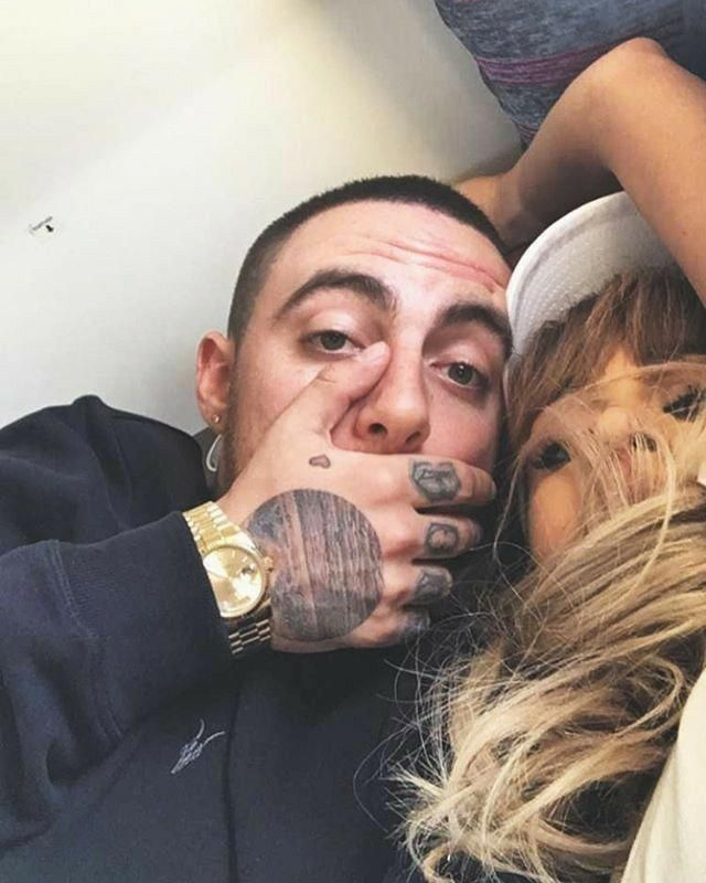There is no enough words for him. I mean he is an angel and he is too beautiful for this world so he go. I learn Mac with Ariana but he isn't Ariana Grande's ex, he is MAC MILLER who has got a  big hearth. Thank u for make lifes beautiful fisherman we'll always love you. #macmiller There is no enough words for him. I mean he is an angel and he is too beautiful for this world so he go. I learn Mac with Ariana but he isn't Ariana Grande's ex, he is MAC MILLER who has got a  big hearth. Thank u f #macmiller
