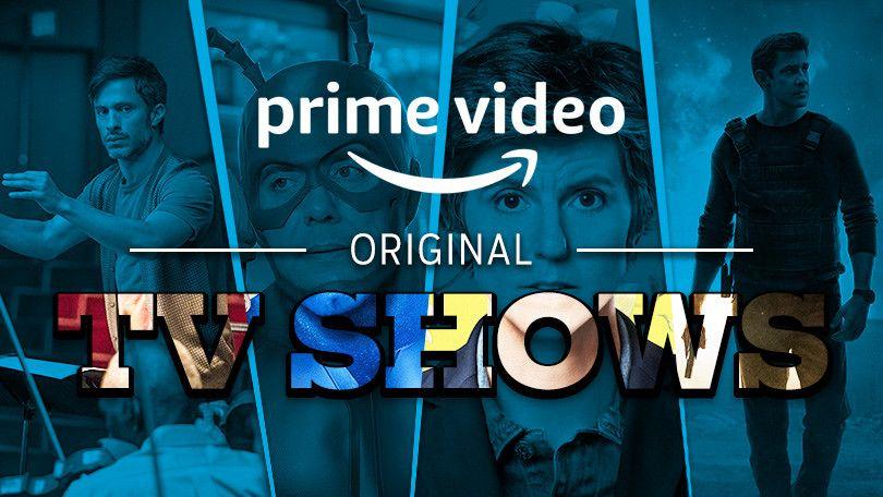 Amazon Prime Tv Serien