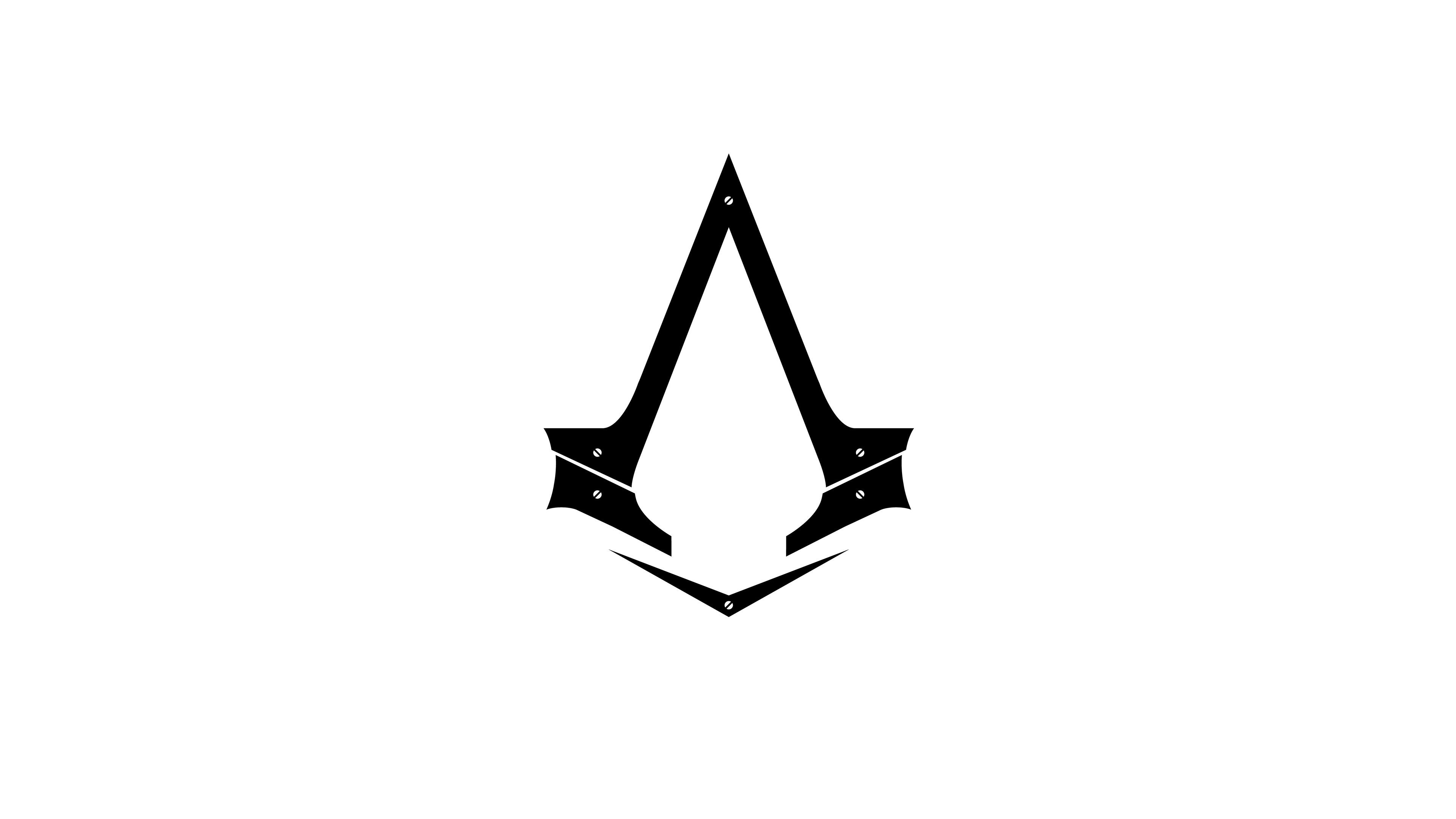 Logo Assassins Creed Wallpapers Wallpapers Backgrounds Images Art Photos Assassins Creed Assassin Assassins Creed Syndicate