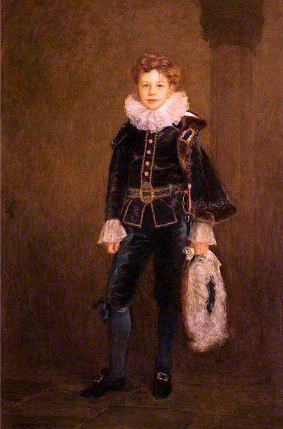 President Chester A Arthur - (after) Huntington, Daniel