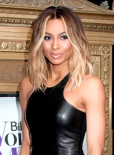 Ciara Hairstyles Interesting Medium Funky Hairstyles  Medium Hairstyle Romantic Hairstyles And
