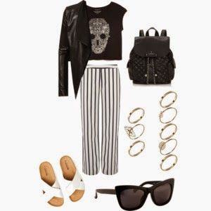 What's the best way to dress comfortably while still looking good when you're traveling? Head to fashionmeknot.blogspot.com to find out!