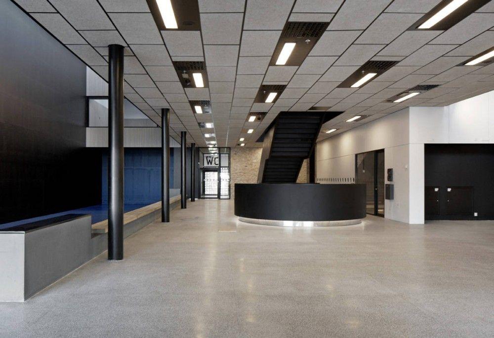 Naval Training Facilities / Longva Arkitekter