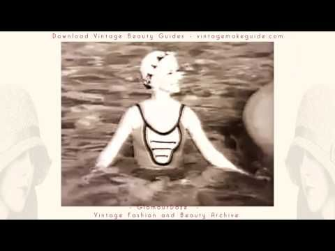 Vintage Fashion Film. Swimwear from France for the summer of 1961.Featuring beautiful swimwear designs by Oleg Cassini for the famous Peter Pan brand. Cassini is also famous for dressing Jackie Kennedy, earning him the nickname of Secretary of Style by the Press