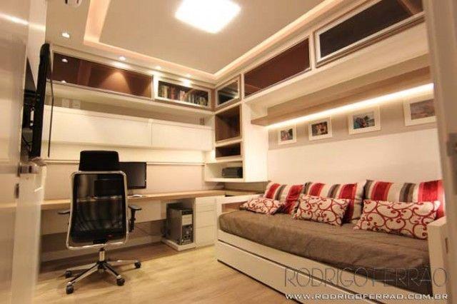 home office pequeno quarto - Pesquisa Google
