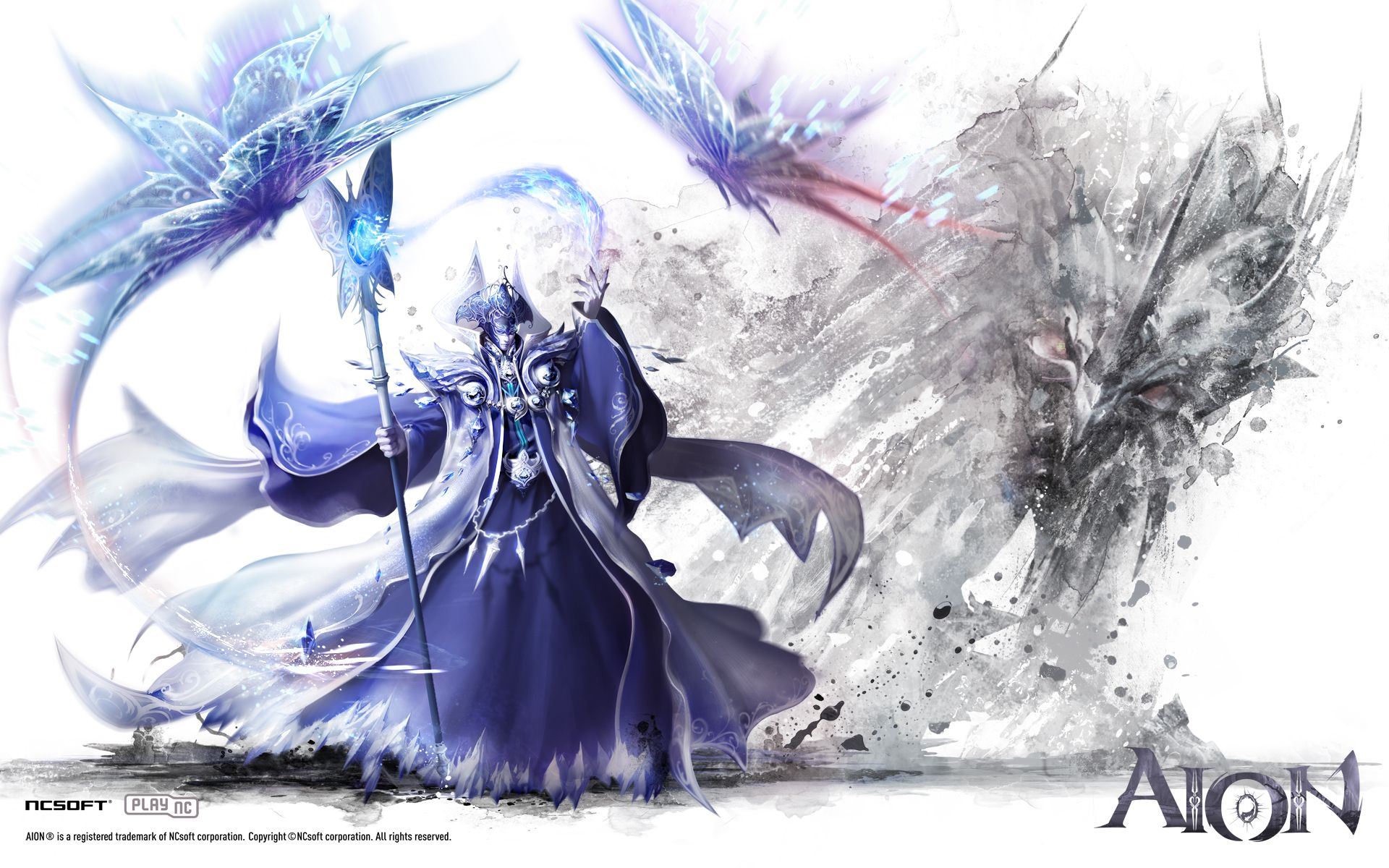 Aion Wallpaper | Daeva's Report