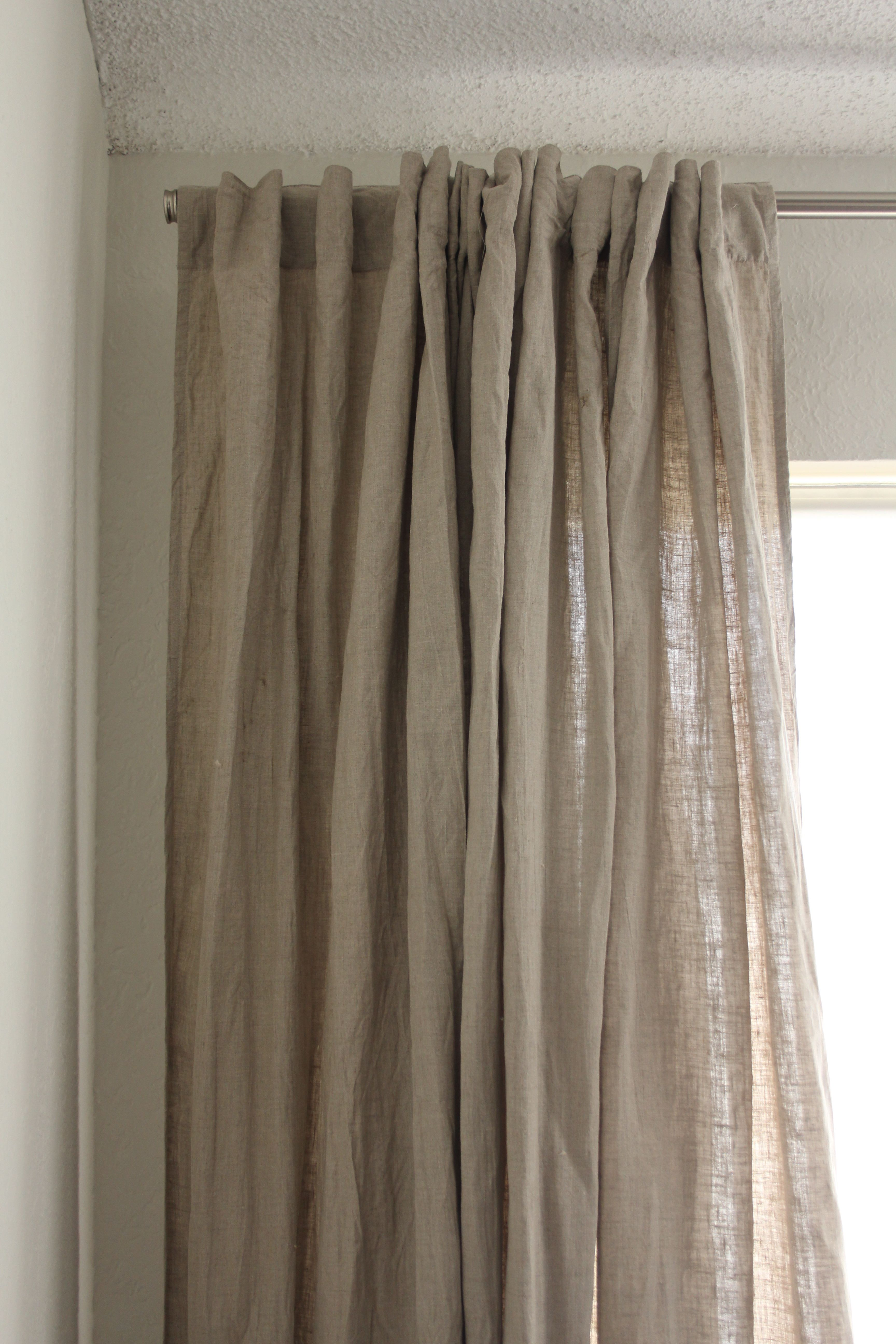 Linen Curtains Google Search Woonkamergordijnen Gordijnen Woonkamer Paneelgordijnen