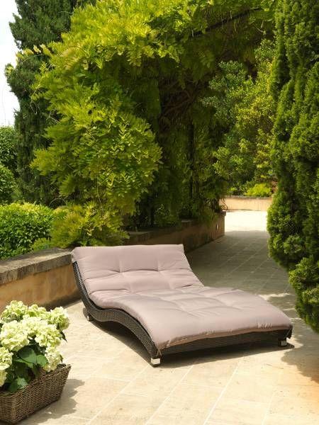 Doppel Liege Von Max Bahr Garten Gartenumgestaltung Gartenmobel