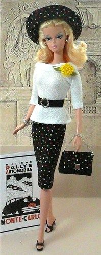 The Sweater Girl....a timeless Fashion Look! / Donna's Doll Designs