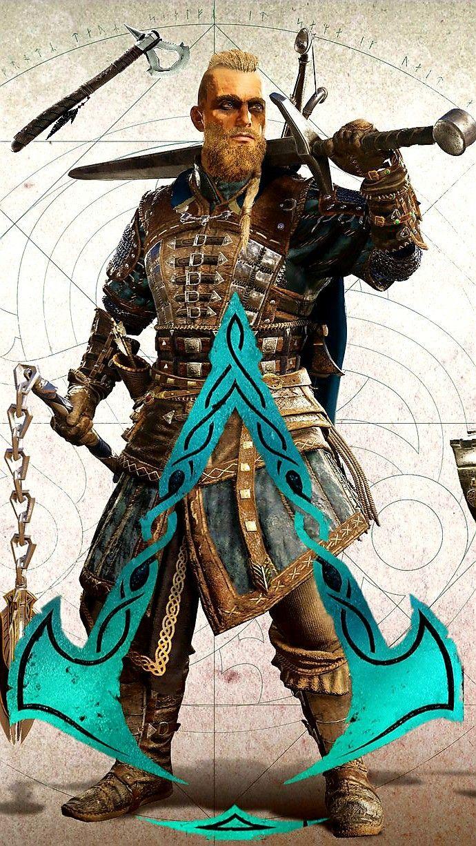 Assassin'S CreeD panosundaki Pin